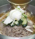 A popular North Korean dish, nangmyun, was said to be introduced in Chicago ahead of South Korea.