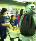 5...Jihee, 9, helps feed the homeless.