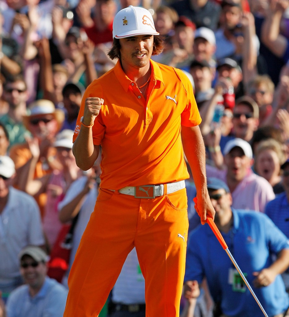 Ricky Fowler