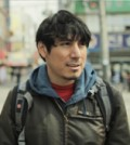 American photographer and filmmaker Noe Alonze