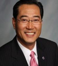 Former Buena Park mayor Miller Oh. (Korea Times file)
