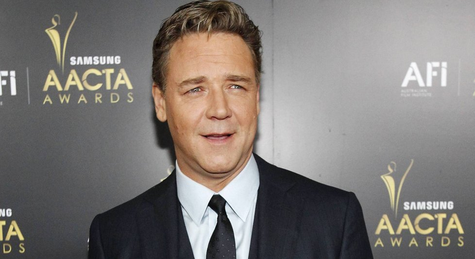Russell Crowe will be visiting South Korea in January. (AP)
