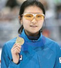 Teenage short-track sensation Shim Suk-hee