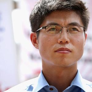 Shin Dong-hyuk (Courtesy of Human Rights Watch)