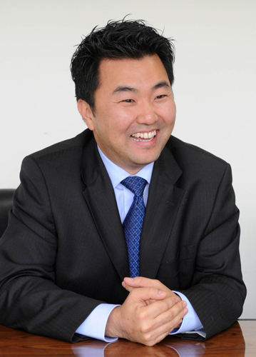 David Ryu, candidate for Los Angeles City Council District 4 (The Korea Times file)