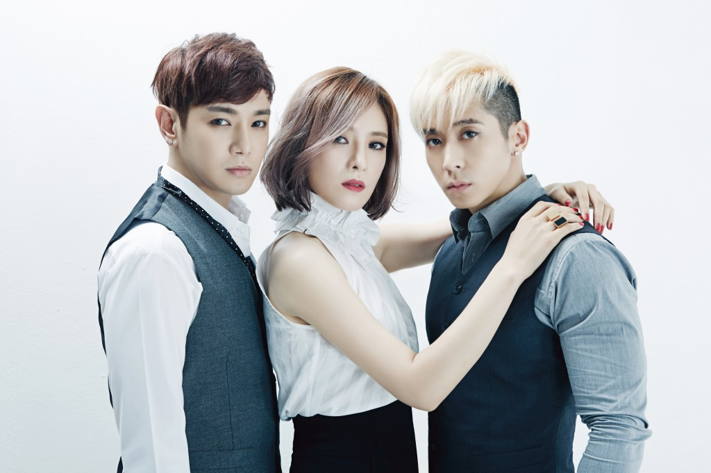 Fly to the Sky's Hwanhee, Gummy, Brian