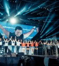 YG Family concert featured its artists Psy, Big Bang and 2NE1 in Taiwan last month. The top Korean entertainment company has been actively advancing into the China market.