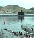 "More than 50 out of North Korea's around 70 submarines had previously been detected away from their bases for operations after the country threatened an ""all-out war"" against South Korea. (Yonhap)"