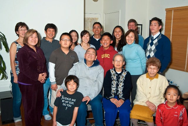 Tabitha with her ever supportive family and friends (Courtesy of Tabitha Yim)