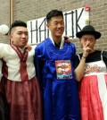 Fall Culture Show 2014 put on by Rutger University's Korean Students Association on Nov. 23.