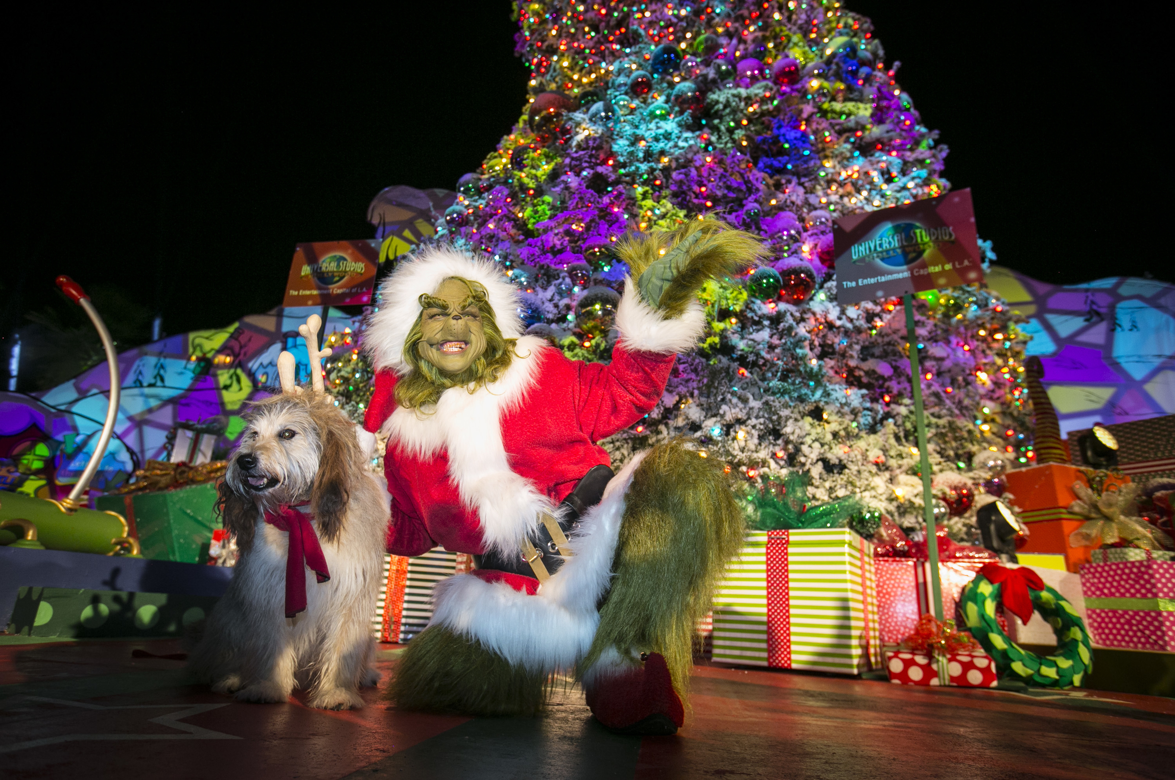Grinchmas At Universal Studios Is A Wholiday Treat The