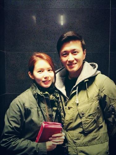 Park Si-eun, Jin Tae-hyun (Yonhap)