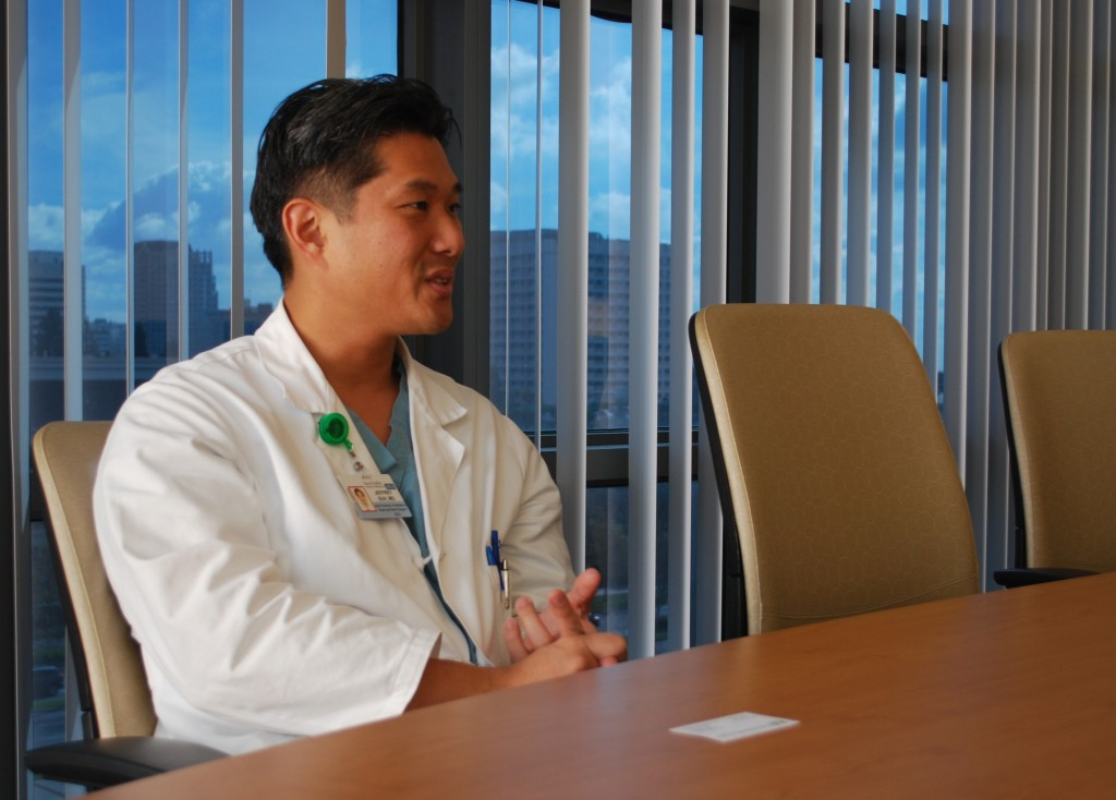 Dr. Jeffrey Suh, MD is responsible for bringing endoscopic sinus surgery to the West Coast -- a cutting edge procedure that is minimally invasive and has a very high success rate. (Korea Times)
