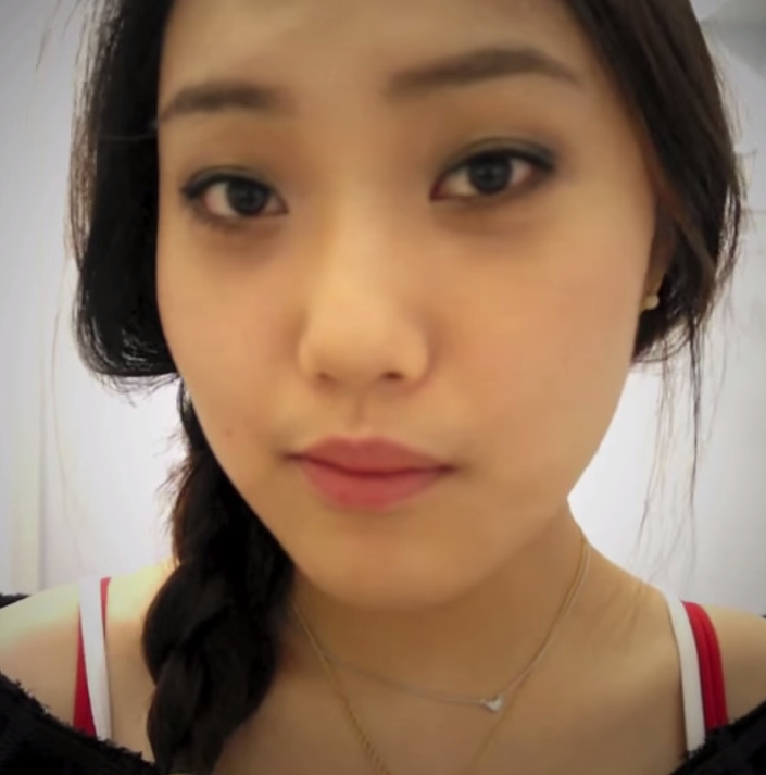 U.K. ASMRtist Nicole, also known as Pigsbum53, is one of many multilingual content producers who use different languages to appeal to wider audiences. In this case, Nicole speaks both English and Korean. (YouTube screen capture)