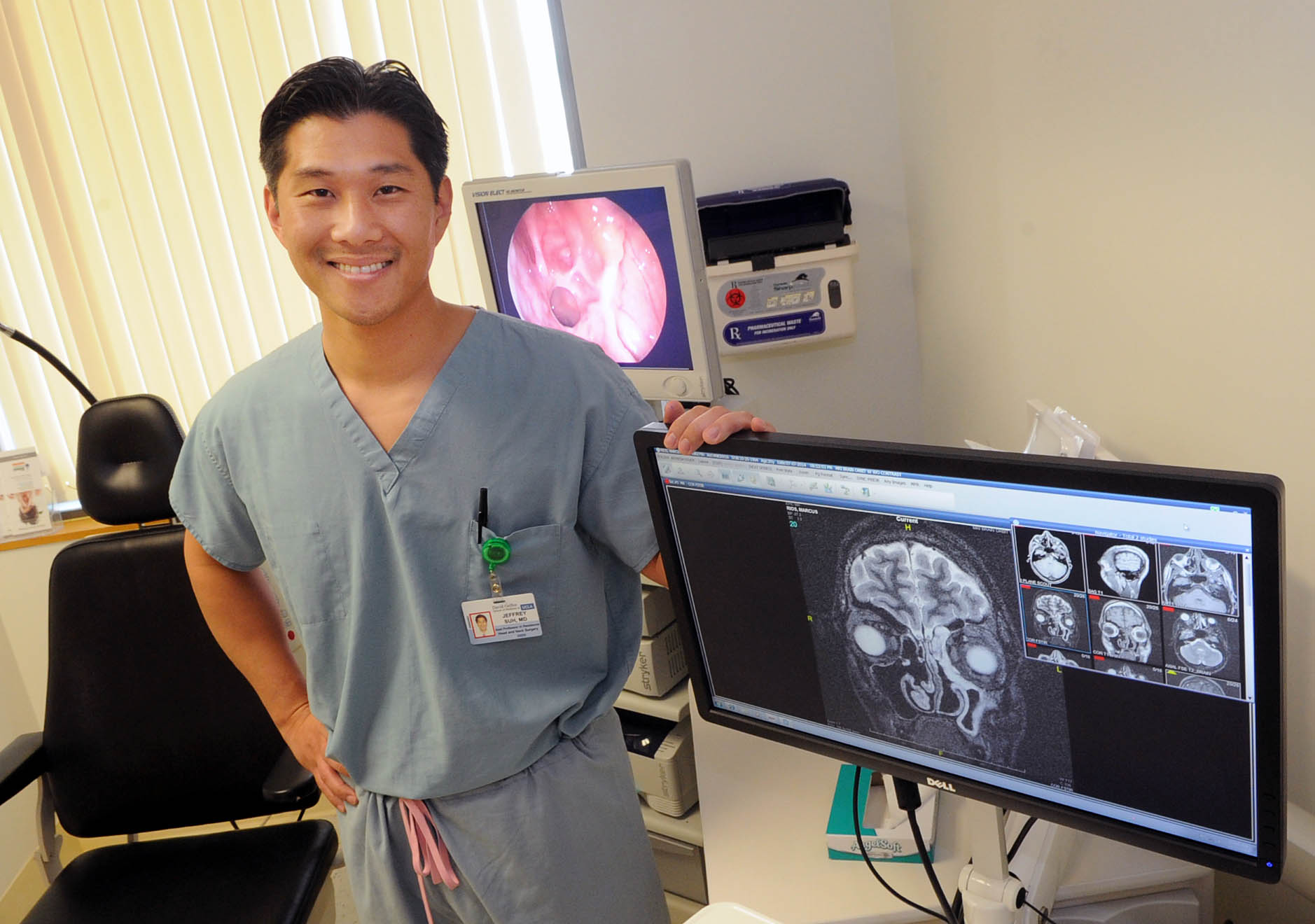 Super Doctor' brings his surgical specialty to UCLA | The