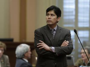 State Sen. Kevin de Leon, D-Los Angeles. (AP)