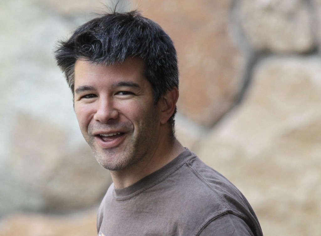 Uber CEO and co-founder Travis Kalanick has not been well received in countries like South Korea and France. (AP Photo/Paul Sakluma)