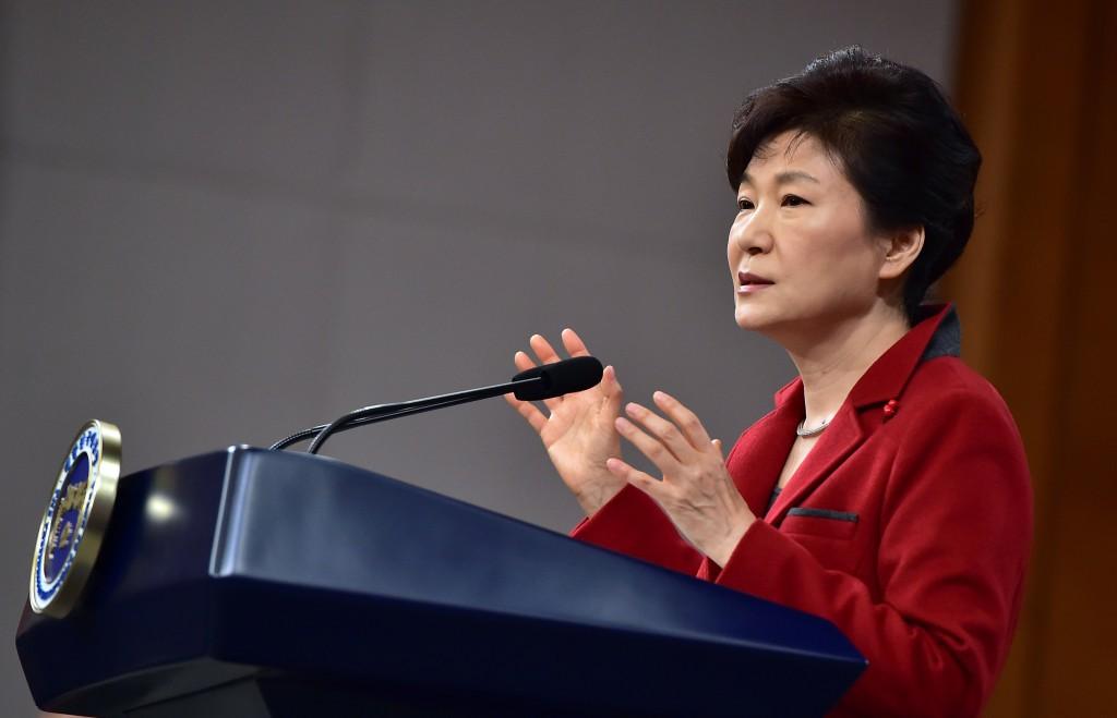 President Park Geun-hye (AP Photo)