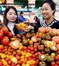 Analysts attribute high consumer prices on food to a complex South Korean distribution system. (Yonhap)