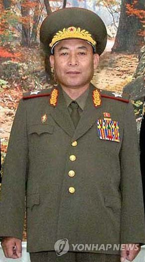 North Korea's Ri Yong-ho was one of the representatives in the meeting. (Yonhap)