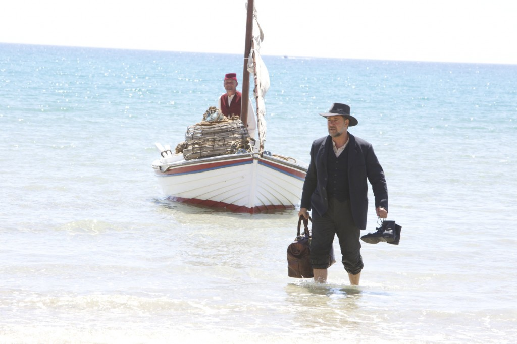 """A still from Russell Crowe's upcoming film """"The Water Diviner""""(Courtesy of Prain Global)"""