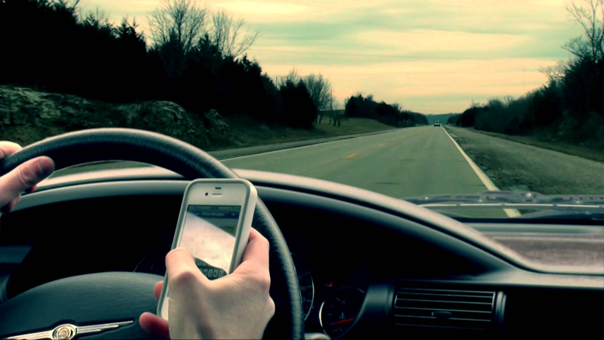 Texting and driving research paper