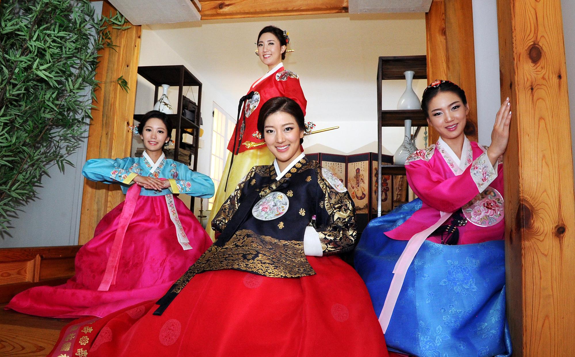 Happy New Year From Miss Korea USA