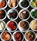 Genwa serves up a whopping 23 side dishes at both their locations. (Los Angeles Times / Cecilia Hae-Jin Lee)