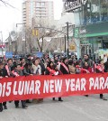 The 2015 Lunar New Year Parade in Flushing, N.Y., Saturday