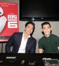 """Big Hero 6"" voice actors Daniel Henney, Ryan Potter (Disney/Photo Kayvon Esmaili)"