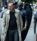 "A still released by Twentieth Century Fox shows Michael Keaton, left, as Riggan in a scene from the film, ""Birdman, or (The Unexpected Virtue of Ignorance"" directed by Alejandro Gonzalez Inarritu. (AP Photo/Copyright Twentieth Century Fox, Atsushi Nishijima, File)"