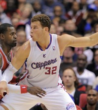 Blake Griffin will be out of action for three to four weeks. (AP)