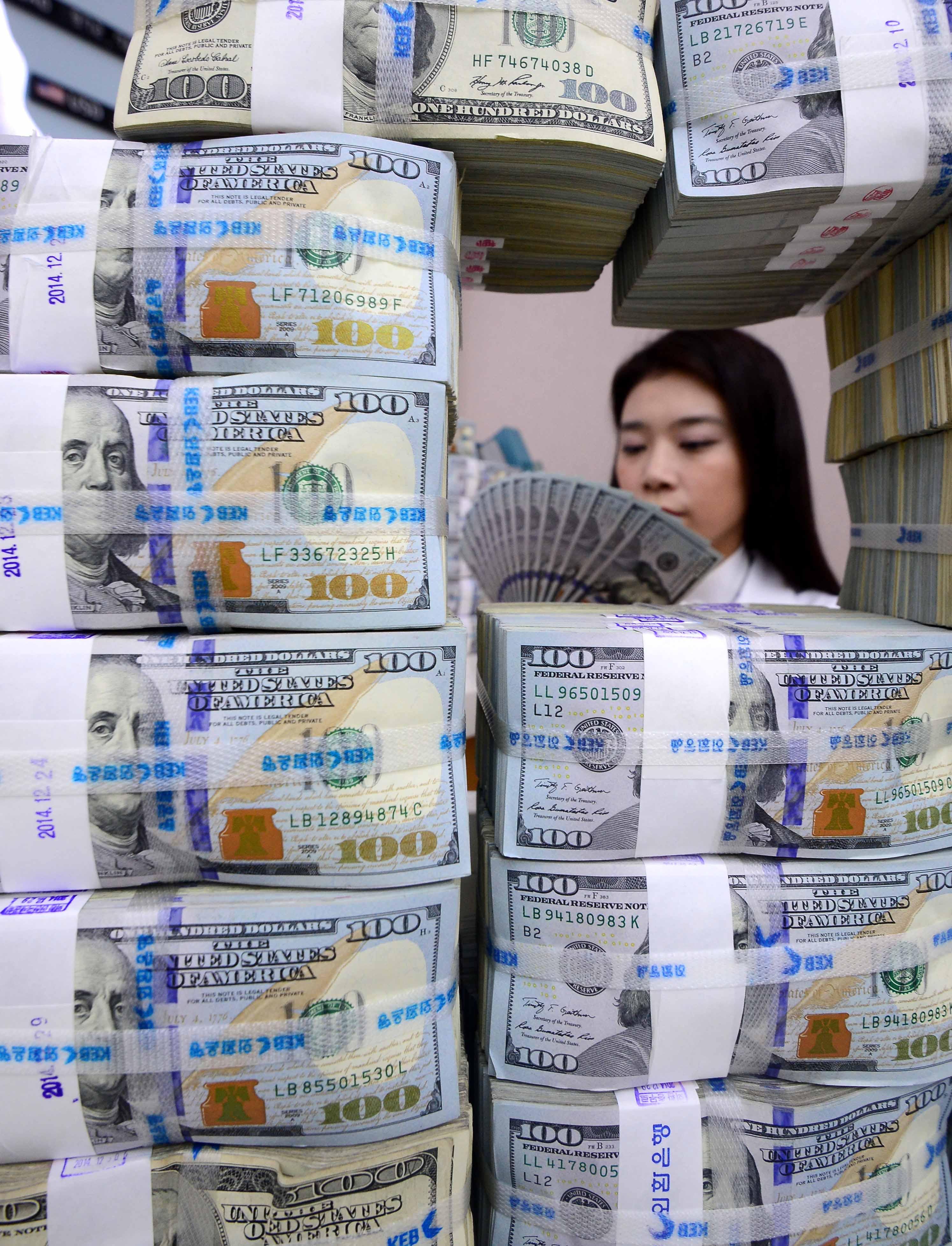 Korean Won Hits Fresh 2 Year Low Vs Dollar