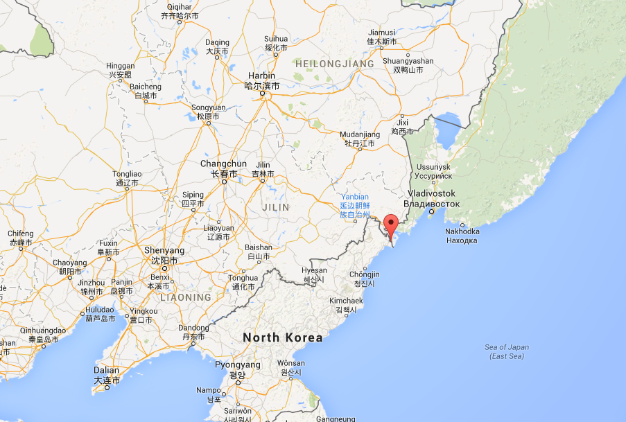 China Province To Develop Tourism At Border With N. Korea, Russia