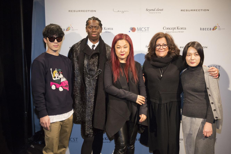 Ny Fashion Week Gets Annual Taste Of Concept Korea The Korea Times