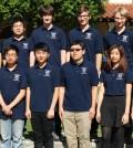 North Hollywood High School's CyberPatriot team (Korea Times)
