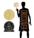 "This book cover image released by Houghton Mifflin Harcourt Books for Young Readers shows ""Crossover,"" by Kwame Alexander, winner of the John Newbery Medal for best children's book. (AP Photo/Houghton Mifflin Harcourt Books for Young Readers)"