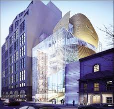 The proposed Korea Center in New York