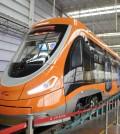 Hydrogen tram