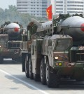 Nodong missiles (Yonhap file photo)