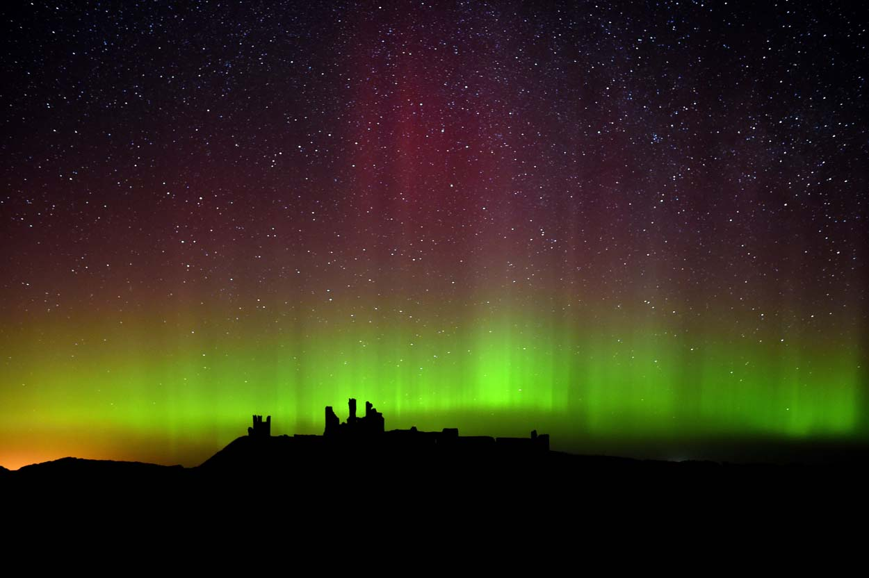 solar storm will make northern lights visible to half of