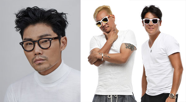 KTMF bringing Cool, Kim Bum-soo and Han Hee-jun