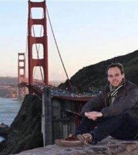 "This is an undated image taken from Facebook of Germanwings co-pilot Andreas Lubitz in San Francisco California. Lubitz the co-pilot of the Germanwings jet barricaded himself in the cockpit and ""intentionally"" rammed the plane full speed into the French Alps on Tuesday, ignoring the captain's frantic pounding on the cockpit door and the screams of terror from passengers, a prosecutor said Thursday, March 26, 2015. In a split second, he killed all 150 people aboard the plane. (AP Photo)"
