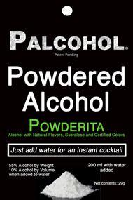 powder alcohol