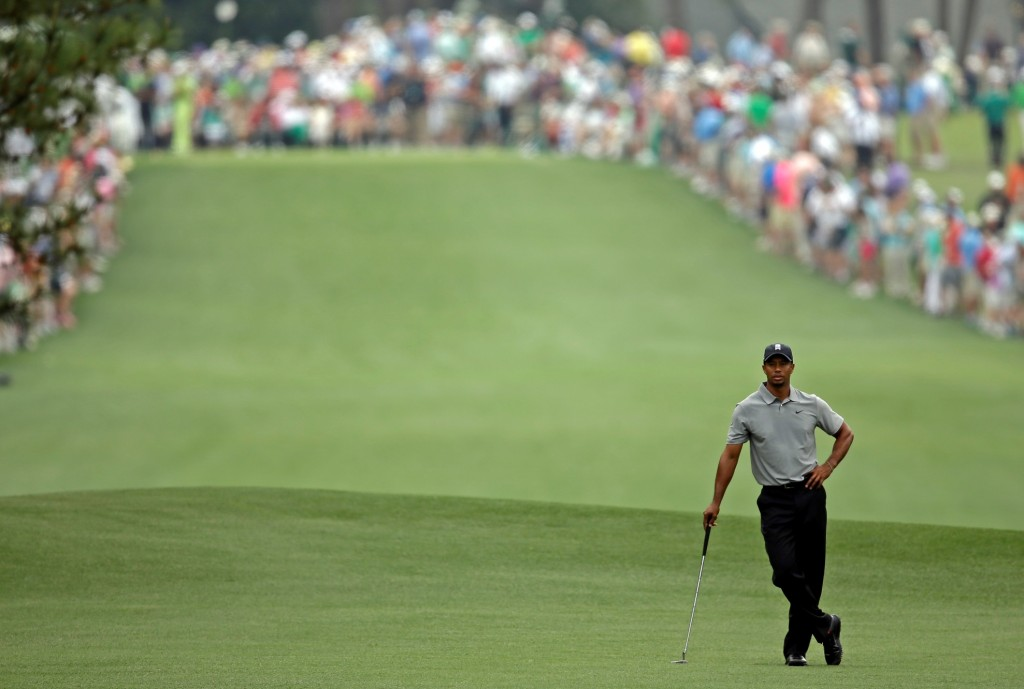 Masters Golf, woods