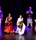The Korean Cultural Center of Los Angeles held a celebration of its 35th anniversary with traditional Korean performers inside El Rey Theatre Wednesday night. (Photo courtesy of KCCLA)