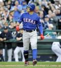 Rangers Mariners Baseball