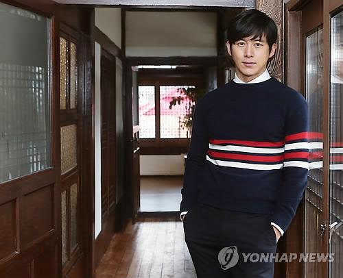 Actor Go Soo (Yonhap)