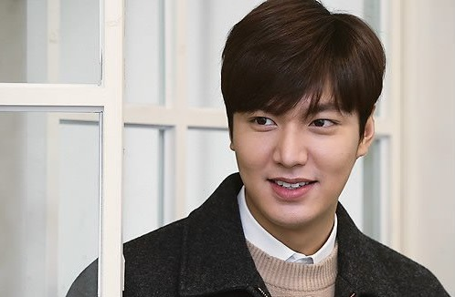 South Korean actor Lee Min-ho (Yonhap)