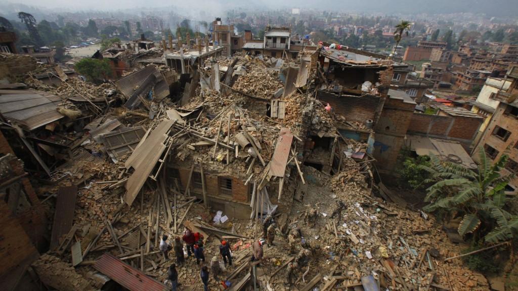 (AP Photo/Niranjan Shrestha)